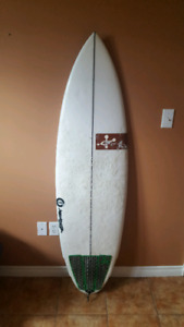 "5'8"" Chemistry Surfboard"
