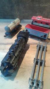 """Train électrique """"Stream Line"""" compatible avec les trains Lionel"""