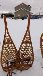 3 paires de raquettes en babiche  Saguenay Saguenay-Lac-Saint-Jean image 4