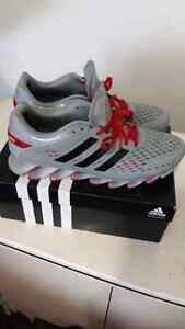 Adidas running shoes size 11