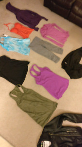 Moving sale! Lululemon, tna. All like new or excellent condition
