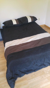 Excellent Double Mattress and Box Spring