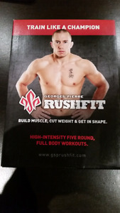 Rush fit workout dvd