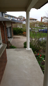 WANTED: Sublet near Conestoga College