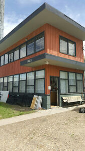 2 Story Office Space with Warehouse/Yard