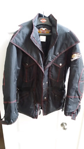 Harley Davidson all-weather jacket (ladies small)