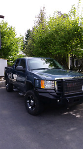 2010 gmc sierra 2500 HD