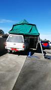 Roof top camper Hobart CBD Hobart City Preview