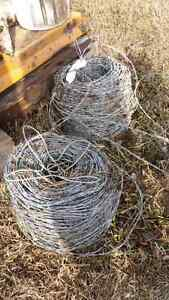 Barbed Wire Strathcona County Edmonton Area image 1