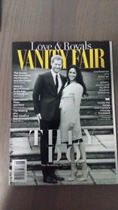 Vanity Fair, HELLO + PEOPLE Featuring the Royals!