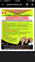 Be job Ready, government funding available