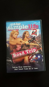"The Simple Life 2 Road Trip ""double"" DVD"