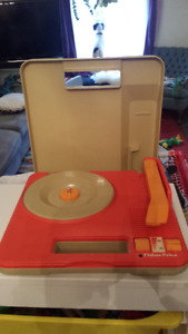 Fully Functional 1983 Fisher Price Record Player