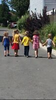 Home daycare  (Orleans)