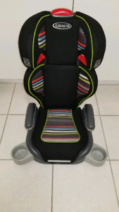 Graco High Back Turbo Car Seat