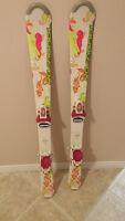 Kids Rossignol Skis, 110cm