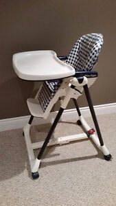Good Used Peg Perego Prima Pappa Baby Feeding High chair