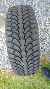 Winter tires only used one wonter! 195 65 15