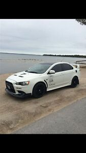 Modded Ralliart, clean and low km