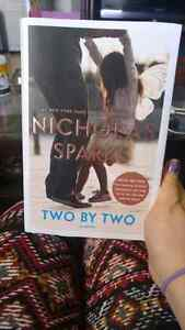 Nicholas Spark Book - Two by Two Kitchener / Waterloo Kitchener Area image 1