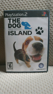 The dog island (Play station 2)