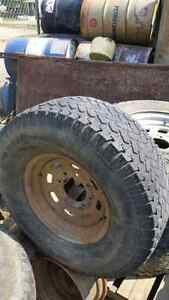 Ford steel 16 inch 3/4 ton rims