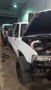 72mm+ turbos  garret Detroit  twin turbo set ups