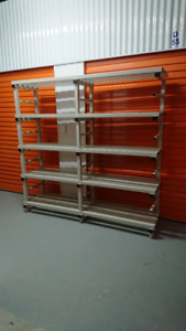 57% OFF Quick Sale New SKOPE Cool Room Shelving Rack Freezer room