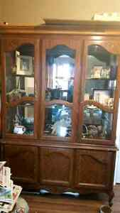 China cabnet hutch for sale $200