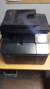 HP LaserJet Pro 200 All-in-One Color Printer