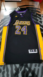 Kobe Bryant Lakers Jersey - Stitched