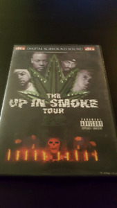 The Up In Smoke Tour (DVD) Ice Cube, Dr. Dre, Eminem, Snoop Dogg