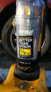 Like new EUREKA VACUUM used ONCE