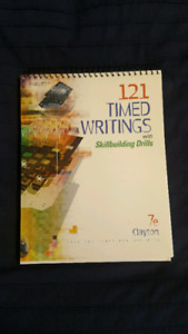 121 TIMED WRITINGS TEXTBOOK