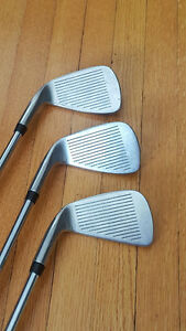 Tommy Armour 845's Oversized Irons #6 #8 and Pitching Wedge R/H Peterborough Peterborough Area image 2