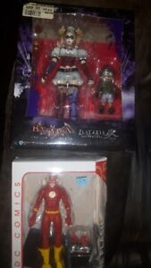 DC figures For sale, Play arts kai, dc icons ect.