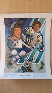 Vintage 1970's Sports Posters