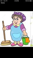 Im lady Cleaning 14$