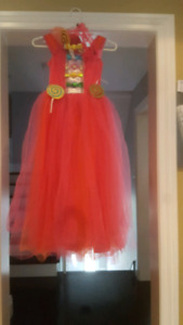 Candy Princess Costume