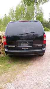 2002 venture van for sale