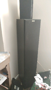 Reduced***Nuance Stereo Systems (10 speakers 2 amps)