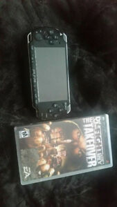 PSP ONLY (GAME SOLD)