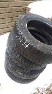 Michelin xice used one winter 205 60r 15 Cambridge Kitchener Area image 1
