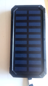 Powerbank with solar charging option Oak Park Moreland Area Preview