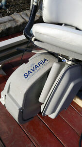 Savaria Stairlift Nice Condition 14 Feet