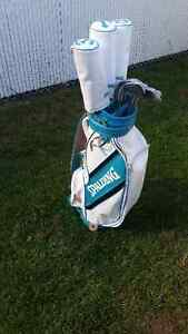 sac de golf ensemble