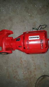 Armstrong circulation pump for sale