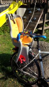 Topeak child seat with aluminum rack (Disc Mount Version)