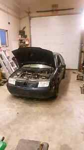 Parting out 2002 vw jetta tdi