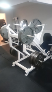 COMMERCIAL LEG PRESS→watch the VIDEO